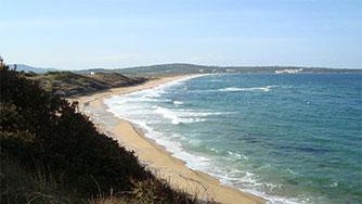 Самые красивые пляжи в Болгарии - АРКУТИНО