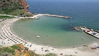 Самые красивые пляжи в Болгарии - БОЛАТА | МЫС КАЛИАКРА