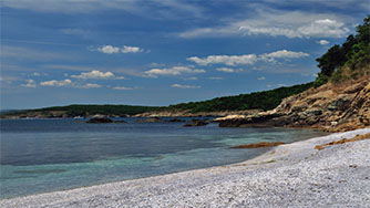 Самые красивые пляжи в Болгарии - МАСЛЯНЫЙ МЫС