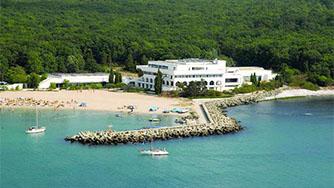 Самые красивые пляжи в Болгарии - ЖЕМЧУЖИНА