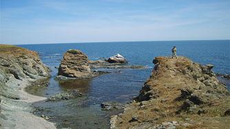 Самые красивые пляжи в Болгарии - РЕЗОВО