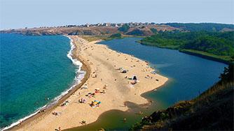 Най-красивите български плажове - СИНЕМОРЕЦ