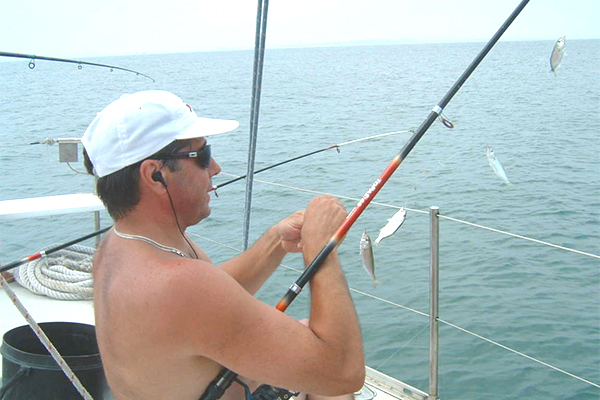 Морски риболов